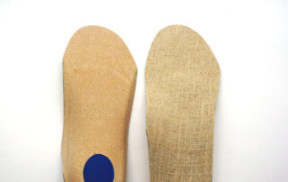 WOODEN INSOLES