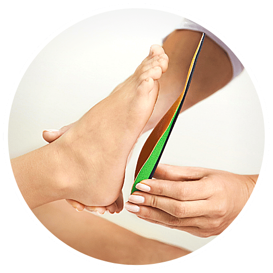 cutom orthotics