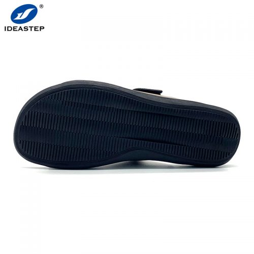 Adjustable Orthotic Sandal