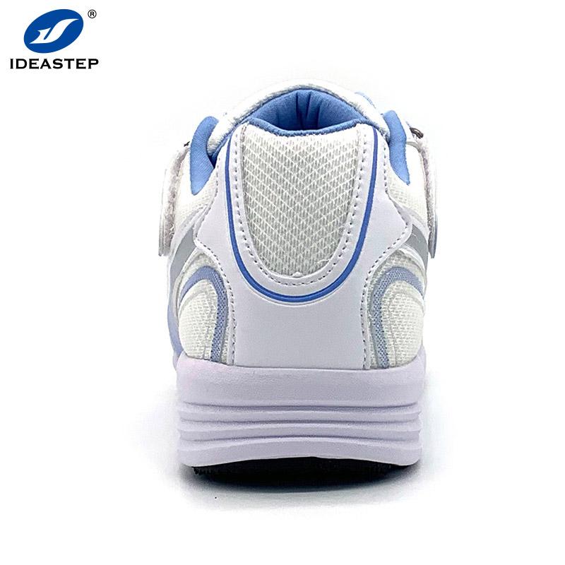 Athletic orthopedic shoes