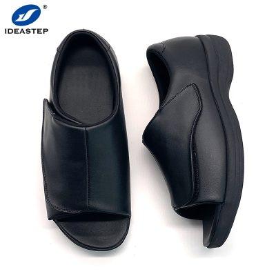 Open toe Therapeutic shoe