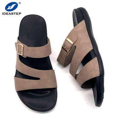 Sandals for Orthotics